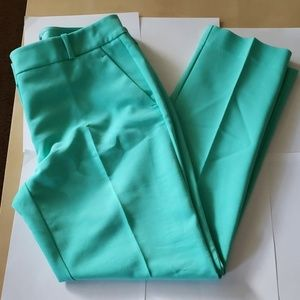 New dress pants size is 8 regular